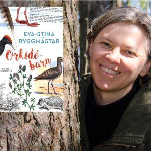 Poeten Eva-Stina Byggmästar.