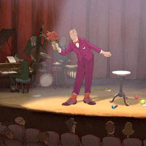Kuva elokuvasta Illusionisti
