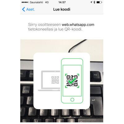 whatsapp ei lataa kuvaa