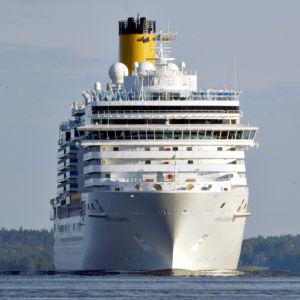 Itämeri on yksi maailman tiheimmin liikennöidyistä meristä