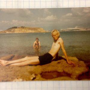 Peter Sandström har tågluffat till Jugoslavien