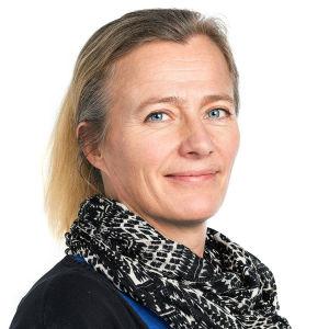 Programchef för Yle Arenan och Yle Fem Nicolina Zilliacus-Korsström.