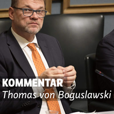Kommentar av Thomas von Boguslawski.