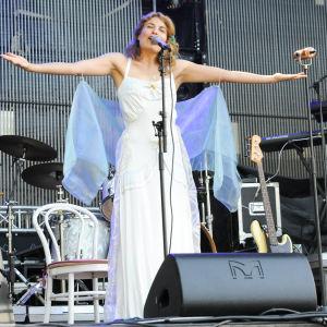 Irina Björklund eller en ängel på scen?