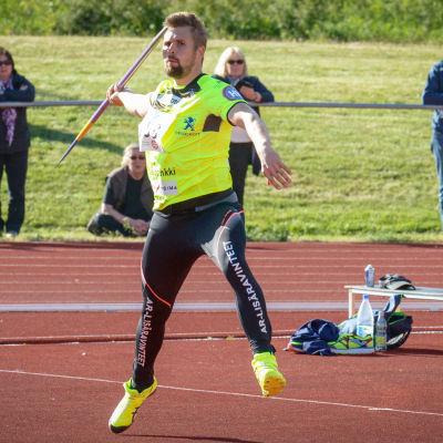 Antti Ruuskanen.