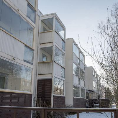 Nova servicehus i Hangö