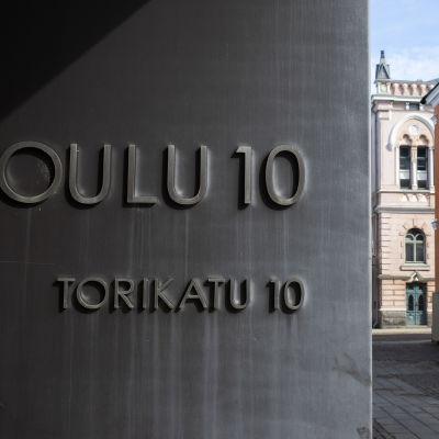 Oulun virastotalo Oulu kymppi