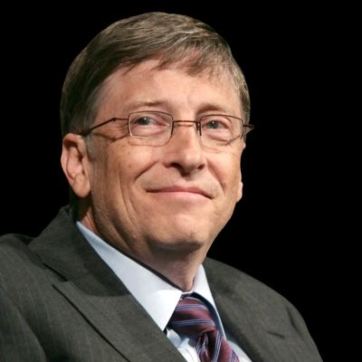 Microsofts grundare Bill Gates