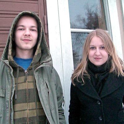 Erik och Anna Lillkung