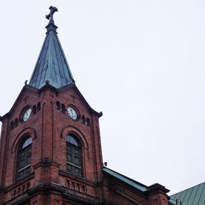 Jyväskylän kaupunginkirkko.