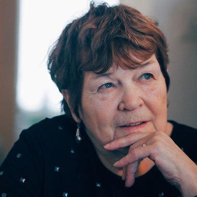Kaisa Korhonen.