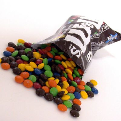 M&M's suklaamakeisia.
