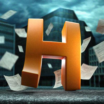 Kävelevä H-kirjain
