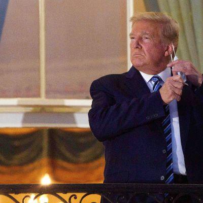Trump: Älkää pelätkö koronaa