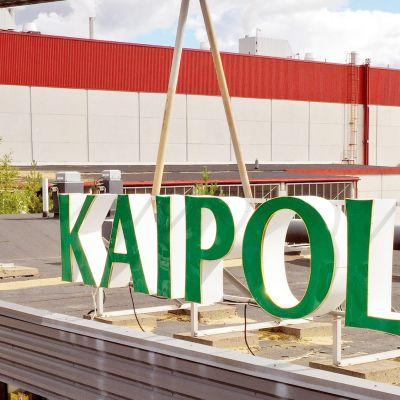 UPM:n Kaipolan paperitehdas Jämsässä.