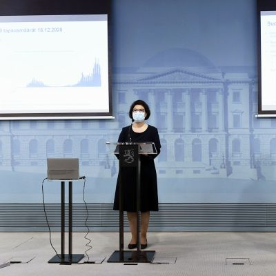 STM:n ja THL:n tilannekatsaus koronavirustilanteesta
