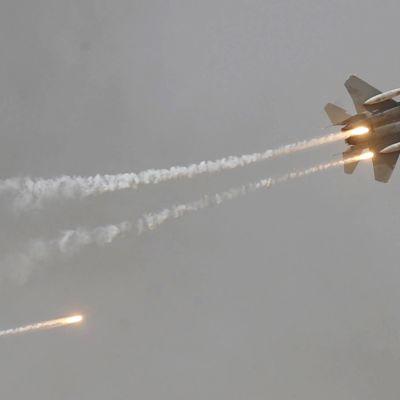 f-15 hävittäjä saudi-arabiassa