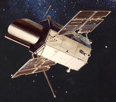 OAO 1, det första rymdteleskopet.