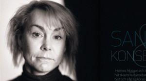 Maja Lundgren, författare till bland annat Myggor och tigrar.