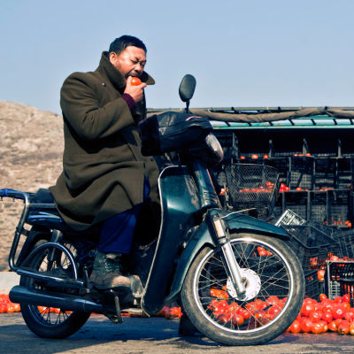 Kuva kiinalaisesta elokuvasta Synnin kosketus (A Touch of Sin).