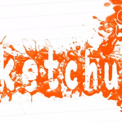 Logo för serien Sketchup