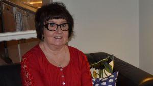 Anne Bjaerre är gruppledare vid Barnavårdsföreningen i Finland rf.