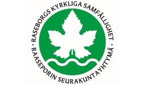 Logon för Raseborgs kyrkliga samfällighet.
