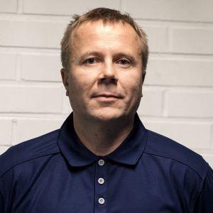 Spelarscouten Kari Kettunen.