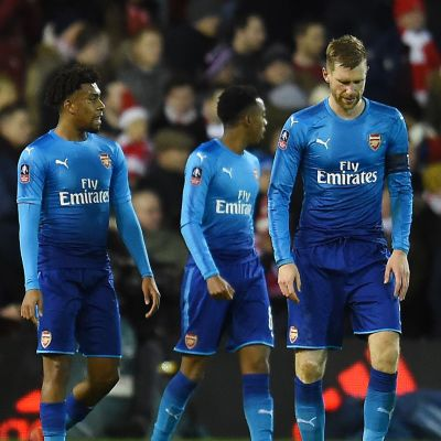 Arsenal deppar.