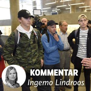 kommentar av Ingemo Lindroos