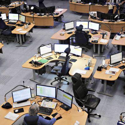 Oulun hätäkeskuksesta toukokuussa 2012