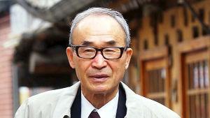Kirjailija, runoilija Ko Un