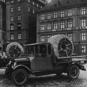 Hotell Reisen i Stockholm.