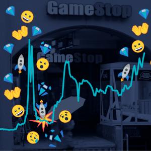Gamestopin osakekurssi on noussut jälleen lähes alkuvuoden huippulukemiin