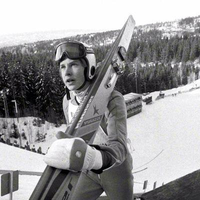 Matti Nykänen, Holmenkollen 1982.