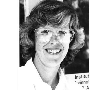 Elianne Riska 1986.