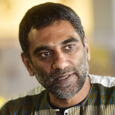 Amnestyn pääjohtaja Kumi Naidoo.