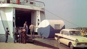 1960-luvun matkailuperävaunu