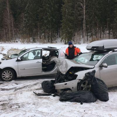 Onnettomuusautot