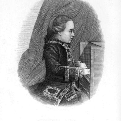 Wolfgang Amadeus Mozart som barn