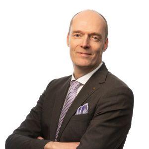 Pohjolan Osuuspankin toimitusjohtaja Mikko Kokkonen