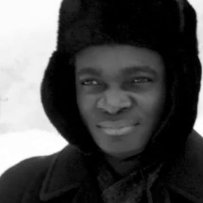 Kenialainen Joseph Owindi sosiologian opiskelijana Suomessa 1969