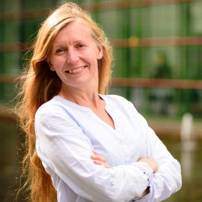 Tiina Grönroos.