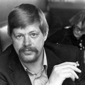 Kirjailija Arto Paasilinna.
