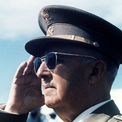 Francisco Franco (1970-luku)
