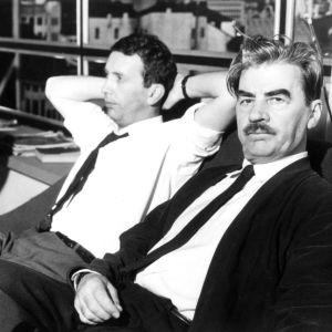 Matti Kassila ja Joel Rinne (1961).