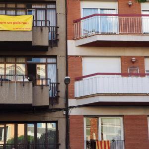 Vi vill ha ett nytt land. Det råder sedan en tid en renässans för allt som är katalanskt.