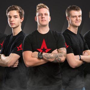 Tanskalainen Team Astralis