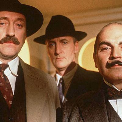 Hercule Poirot: Kokki kadoksissa, yle tv1