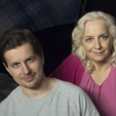 Toimittaja Maarit Tastulan vieraina kaksi aivovammapotilasta, ex-jääkiekkoilija Tommi Kovanen ja Marge Miettinen.